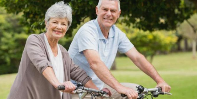 Want to Have a Healthy Body when Old ? Do not Wait Later. Let's Start Now !