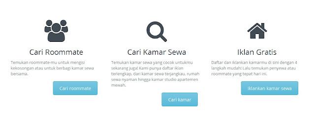 review sewa kosan di serumah.com