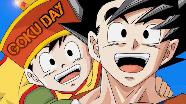 Historia del 'Día de Goku', Ayer 9 de mayo