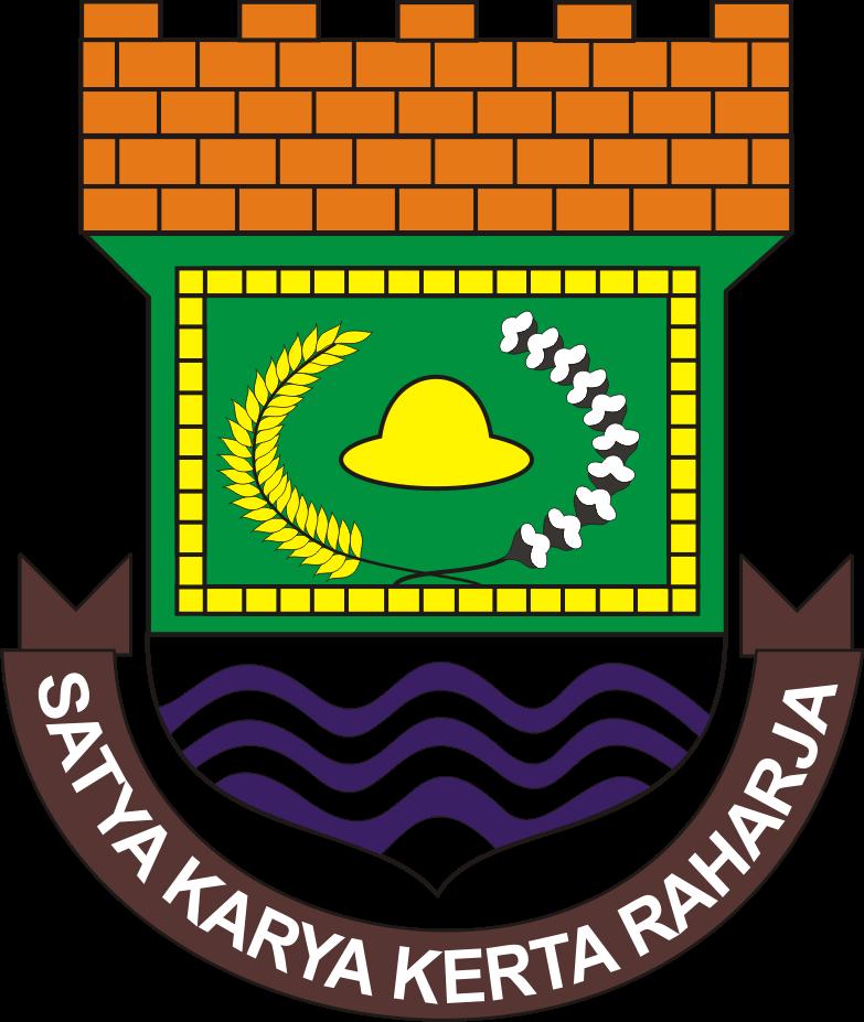 Logo Kabupaten Tangerang Kumpulan Logo Lambang Indonesia