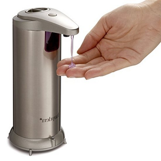 Automatic Soap Dispenser For Kitchen