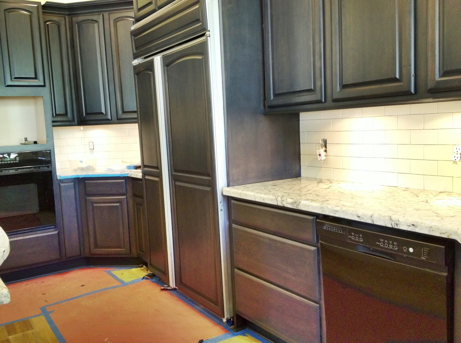 Ideas How To Refinish Kitchen Cabinets Without Stripping