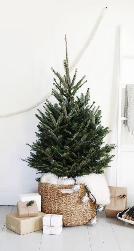10 SCANDINAVIAN CHRISTMAS DECORATION IDEAS FOR YOUR HOME