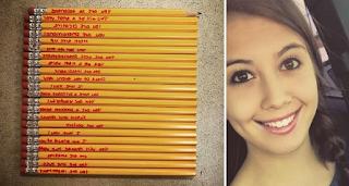 Τι έκανε μια μητέρα στα μολύβια του παιδιού της για να του δώσει αυτοπεποίθηση