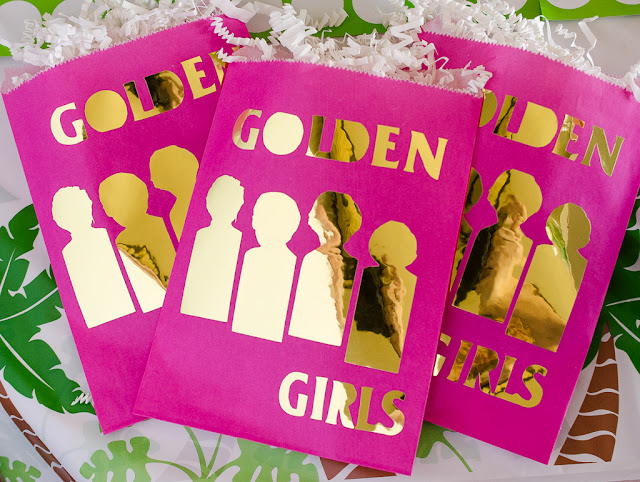 Golden Girls Party