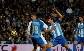Real Madrid vs Malaga 3-2 Video Cuplikan Gol