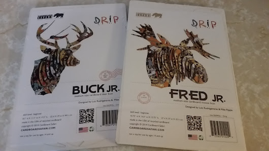 Fred and Buck