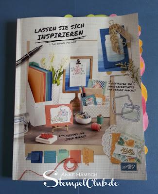 Katalog, bestellen, Stampin up