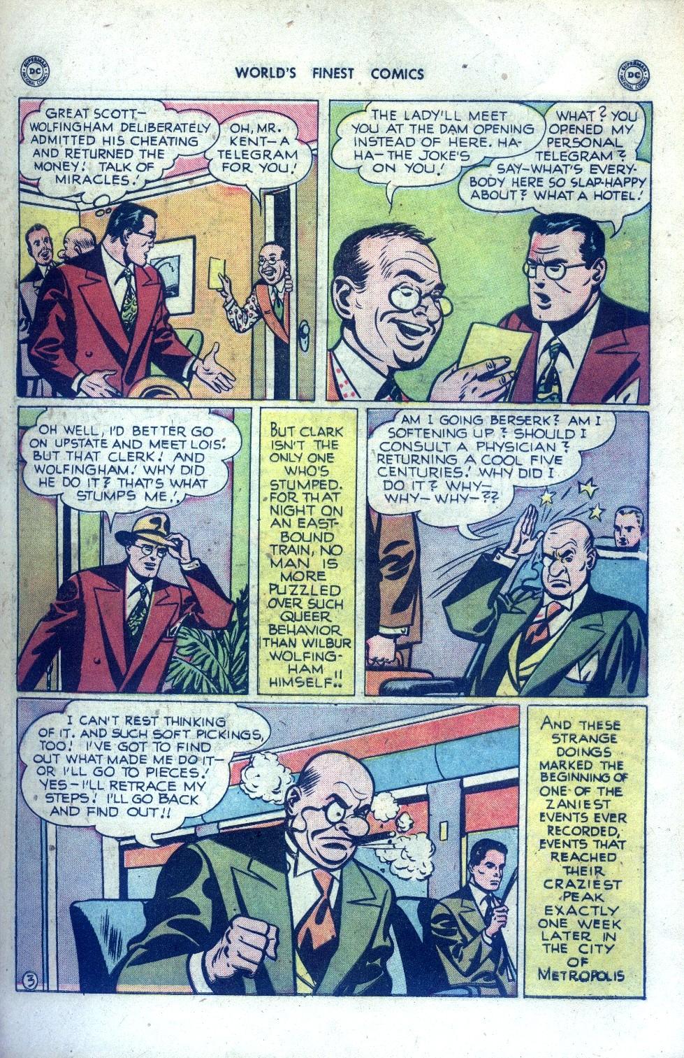Read online World's Finest Comics comic -  Issue #43 - 5