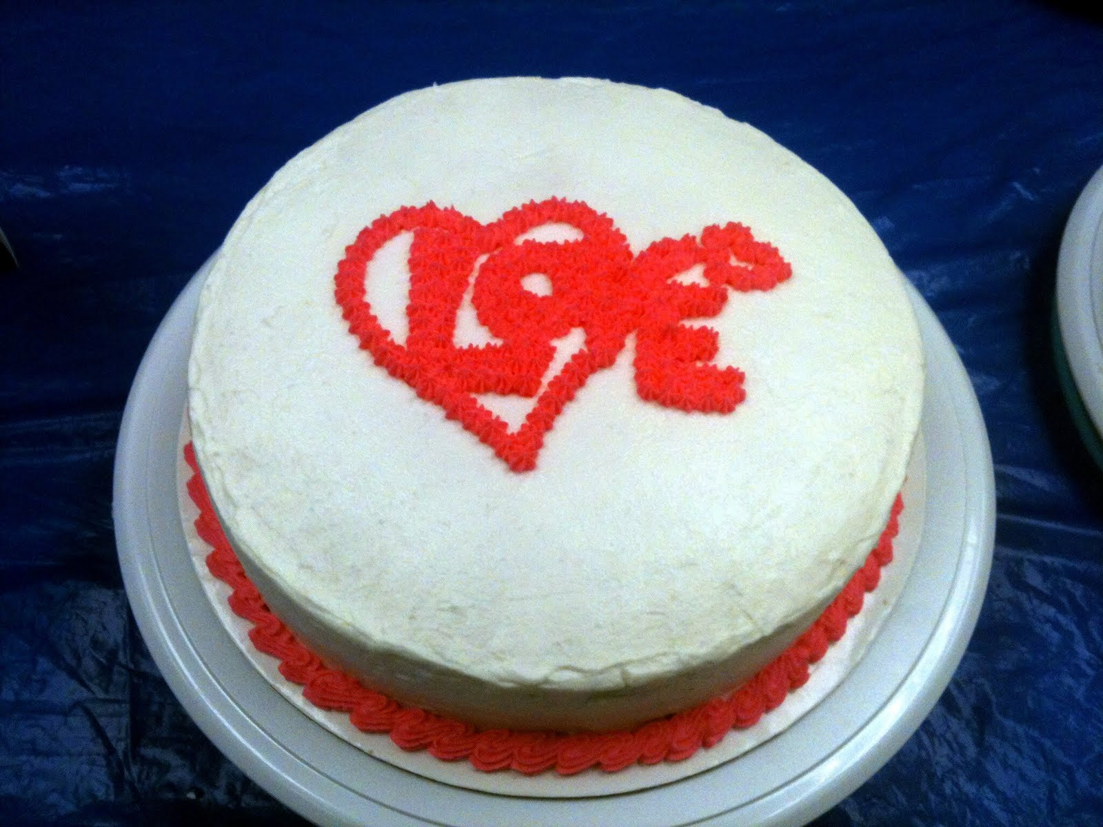 Cake Decorating by Sonia: January 2012