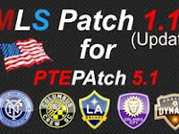 PES 2016 MLS Patch V1.1 untuk PTE Patch 5.1