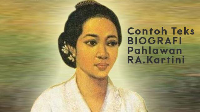 Contoh Teks Biografi Singkat