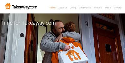 Niederländisches Web-Einhorn: takeaway.com