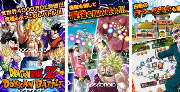 Download Dragon Ball Z Dokkan Battle apk Terbaru [MOD]