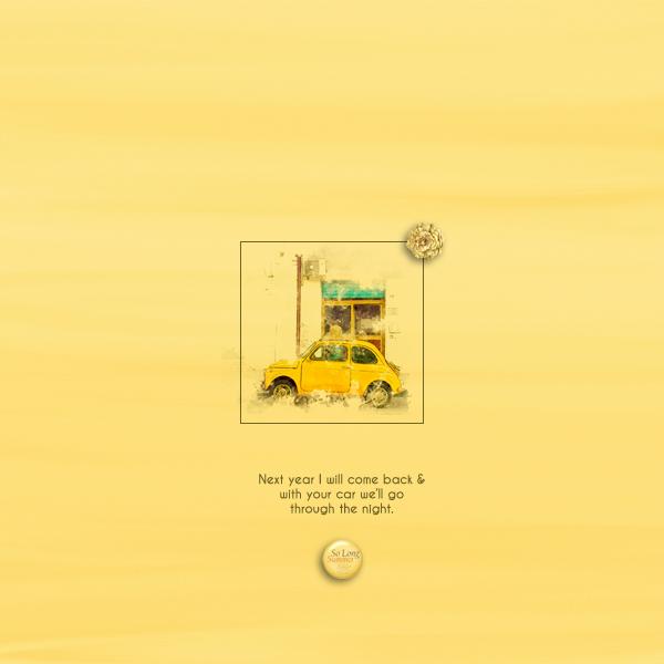 so long summer © sylvia • sro 2017 • dandelion dust designs • so long summer