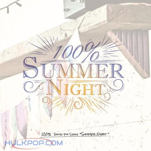 100% – Summer Night -Japanese Ver.- – EP (ITUNES MATCH AAC M4A)