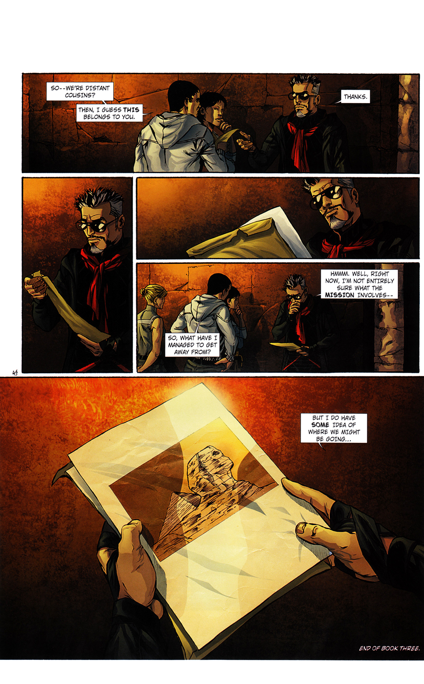 Read online Assassin's Creed (2012) comic -  Issue #3 - 52