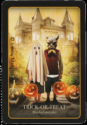 Halloween Oracle Trick or Treat