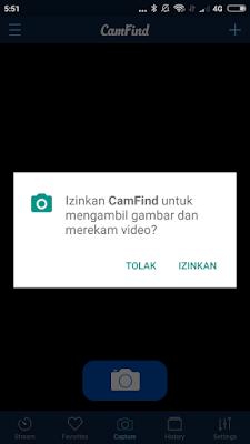 Mencari Iinformarsi Barang atau benda Hanya Lewat Foto Di Android Dan IOS
