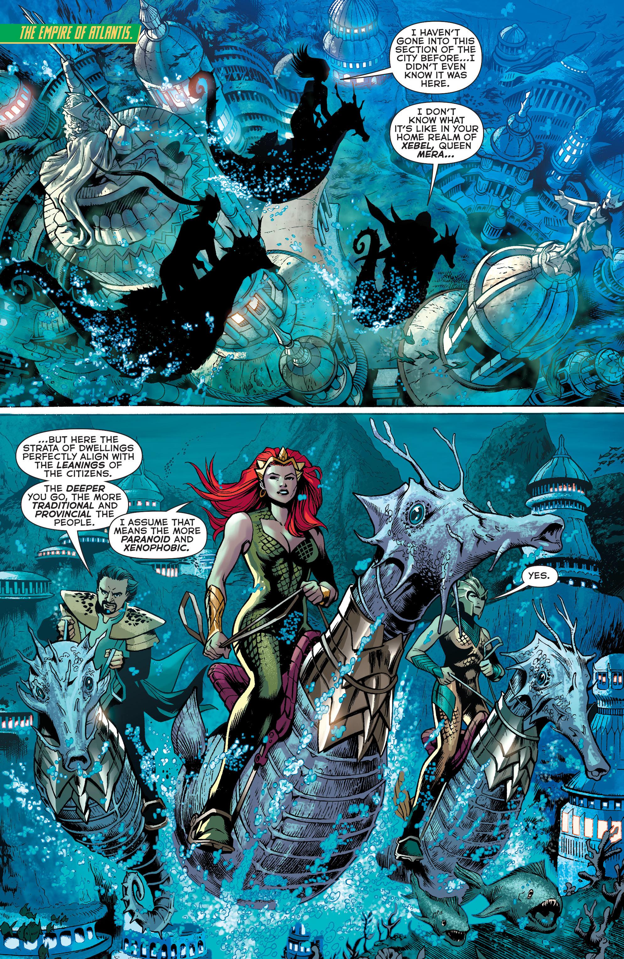 Read online Aquaman (2011) comic -  Issue #31 - 8