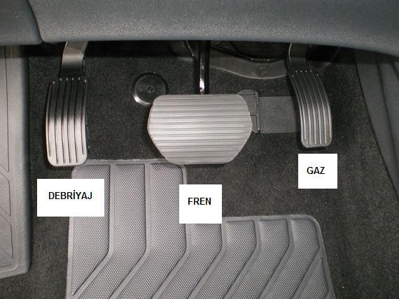 Manuel Vites Araba Nasıl Kullanılır
