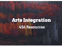 Helpful Resources for Arts Integration