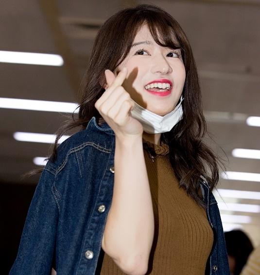 速報】PRODUCE48 実力派歌手の竹内美宥、韓国の芸能事務所と契約を締結 ...