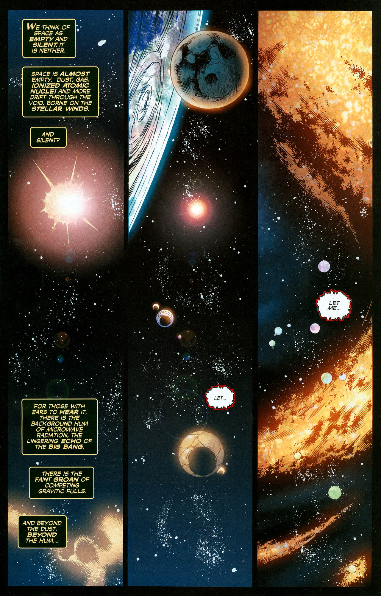 Read online Trinity (2008) comic -  Issue #1 - 3