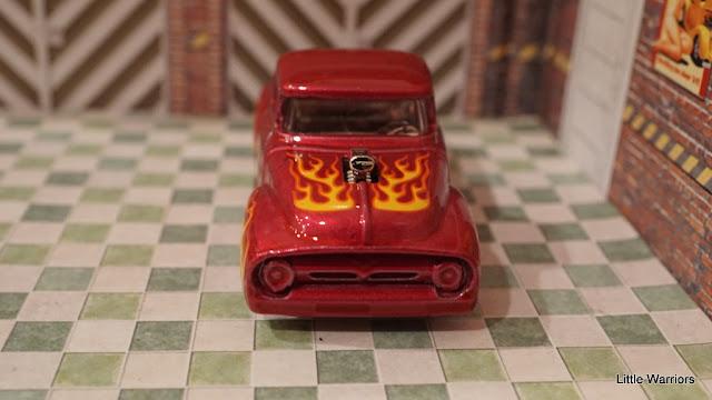 Custom '56 Ford Truck (CFN73)