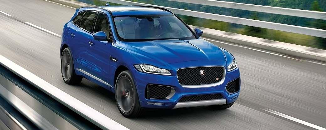 new Jaguar sports cars SUVs, car news