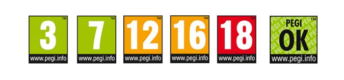 Clasificación de videojuegos con sistema PEGI