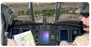 Комплексный пилотажный тренажер CH-47F