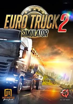 تحميل لعبة قيادة الشاحنات وتنزيل Euro Truck Simulator باحدث اصدار للكمبيوتر