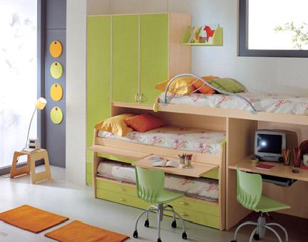 Children Bedroom Sets Ideas - Children\'s bedroom For two - My Lovely ...