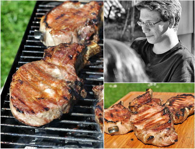 Steaks vom Iberischen Schwein - Ibérico Steaks