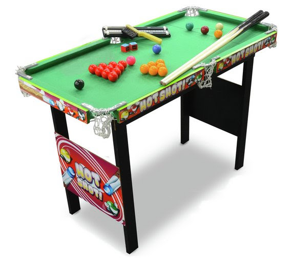 , Home:  Five of the Best Games Tables