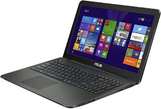 Asus X554LA Drivers Download for Windows 7, Windows 8.1 and Windows 10 64 bit