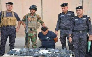 عاجل الأنبار .. اعتقال 18 من المتعاطين للحبوب المخدرة شرقي الرمادي !