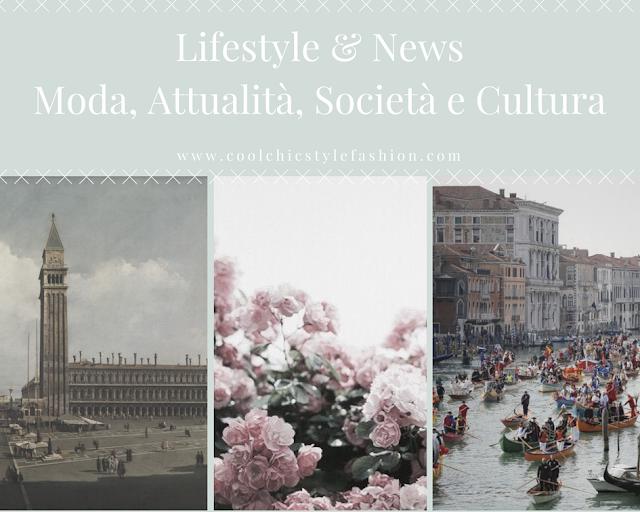 Lifestyle and News Moda Attualità Società Cultura