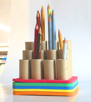 Jeri s organizing decluttering news 4 pencil cups and for Best out of waste products