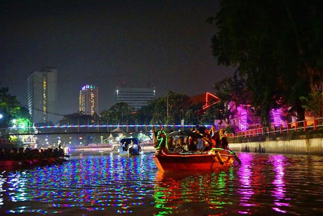 Liburan Panjang di Taman Prestasi Surabaya
