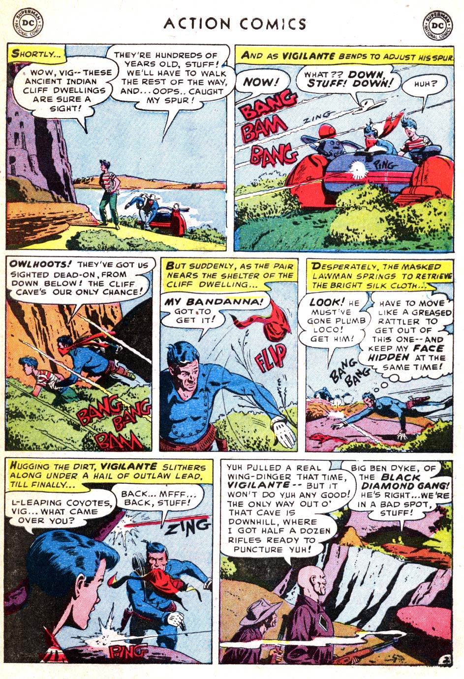 Read online Action Comics (1938) comic -  Issue #177 - 35
