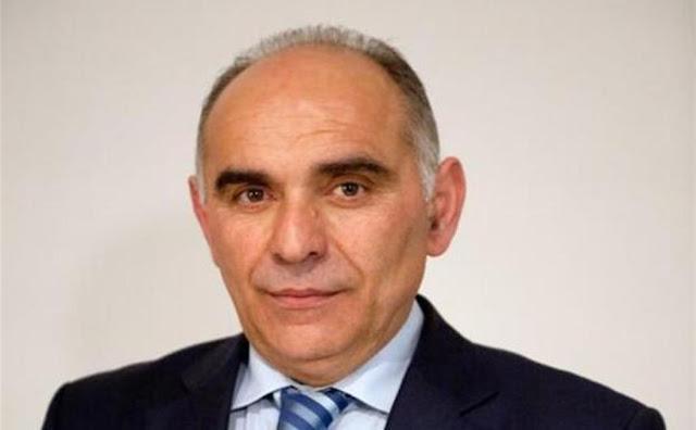 Ανακοίνωση υποψηφιότητας του Ιωάννη Μουντρούκα για Περιφερειάρχης Πελοποννήσου