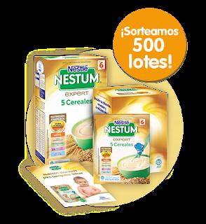 Prueba Nestlé Nestum 5 Cereales