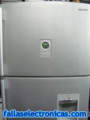 refrigerador electronico samsung
