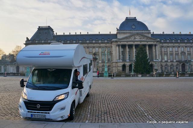 viagem de motorhome pela Europa