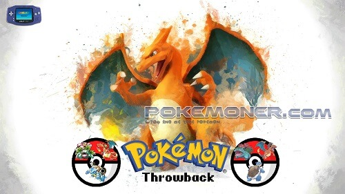 Download Pokemon Throwback  Android Download Pokémon Save