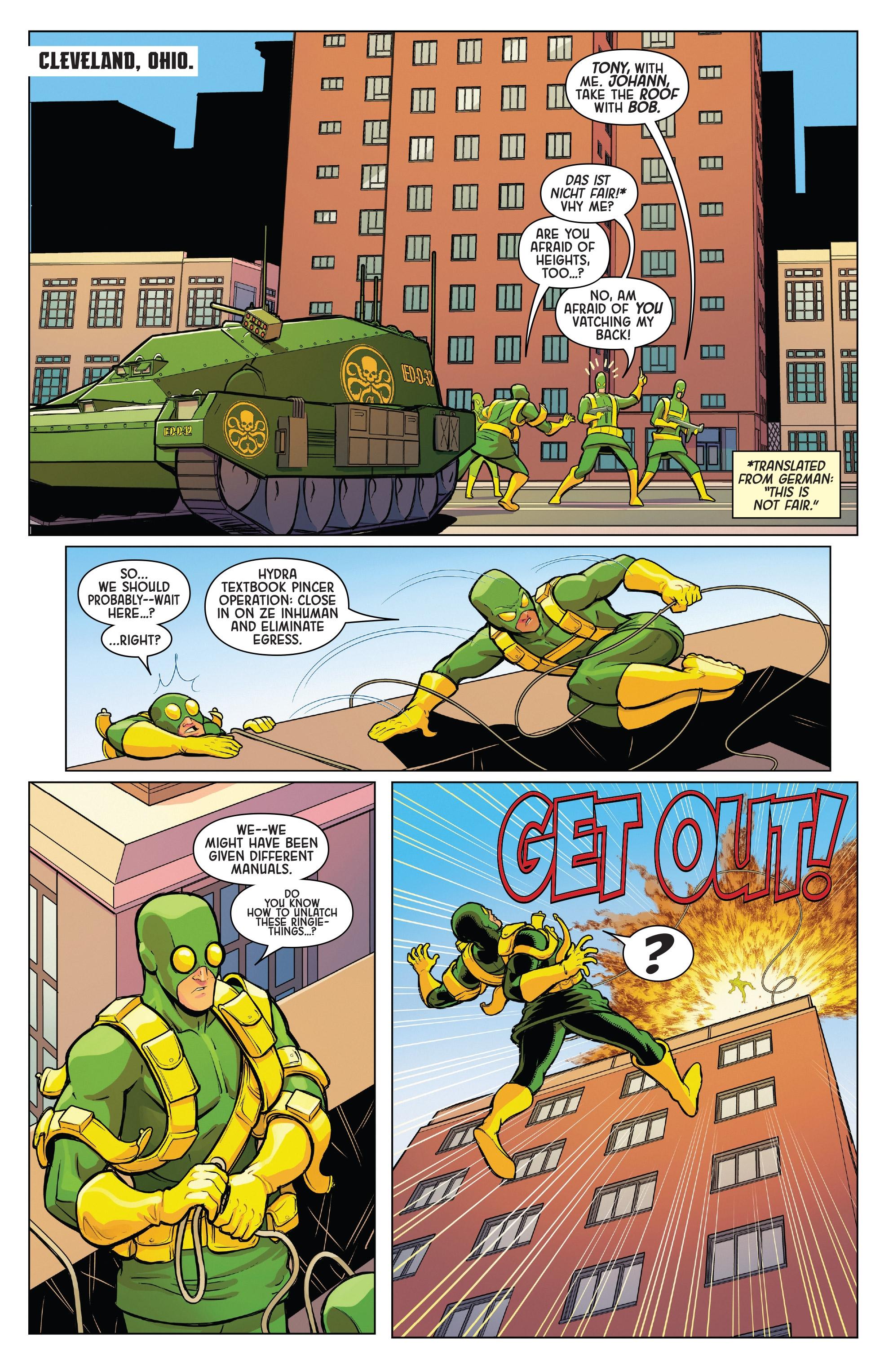 Read online Secret Empire: Brave New World comic -  Issue #2 - 13
