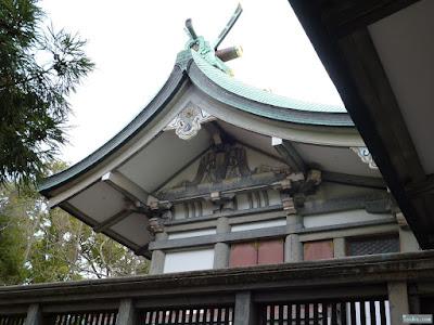 豊國神社本殿