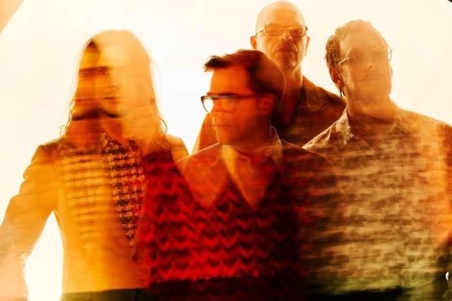 Weezer Announces New Album Pacific Daydream